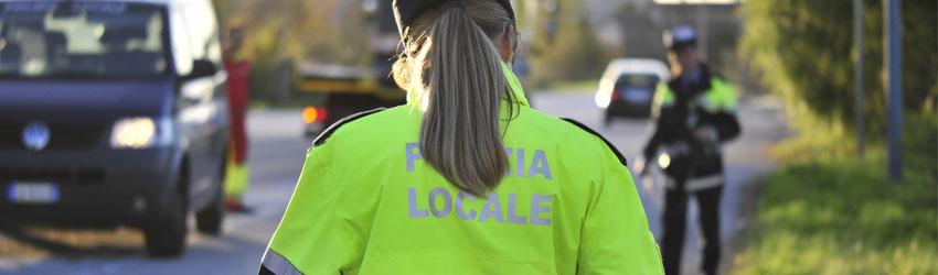 Area polizia locale