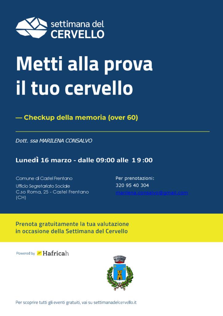 Locandina screening over 60