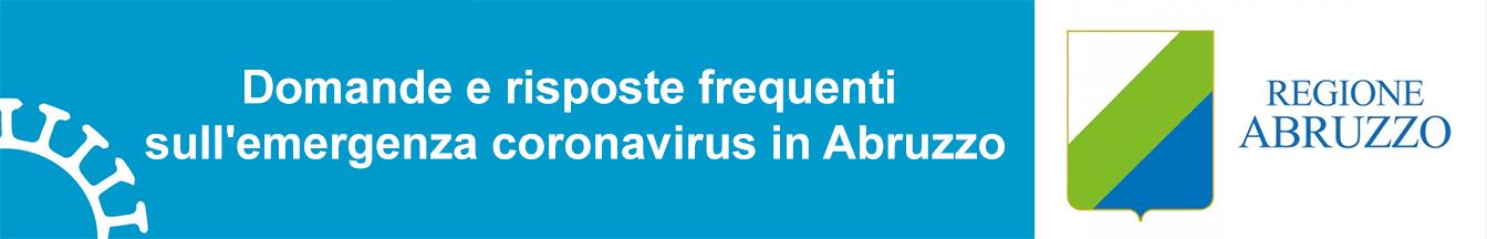 FAQ Regione Abruzzo
