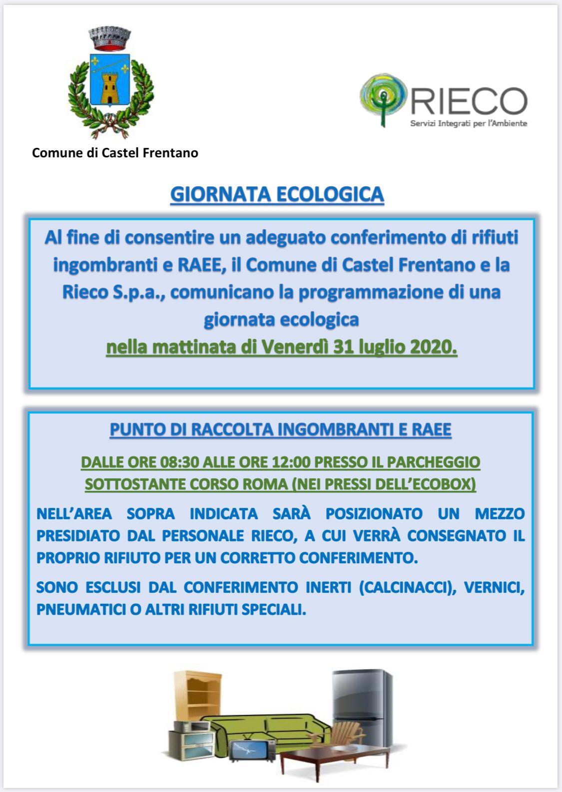 Locandina RIECO 31 luglio 2020