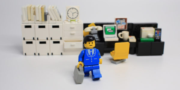 Lego reclutamento di personale