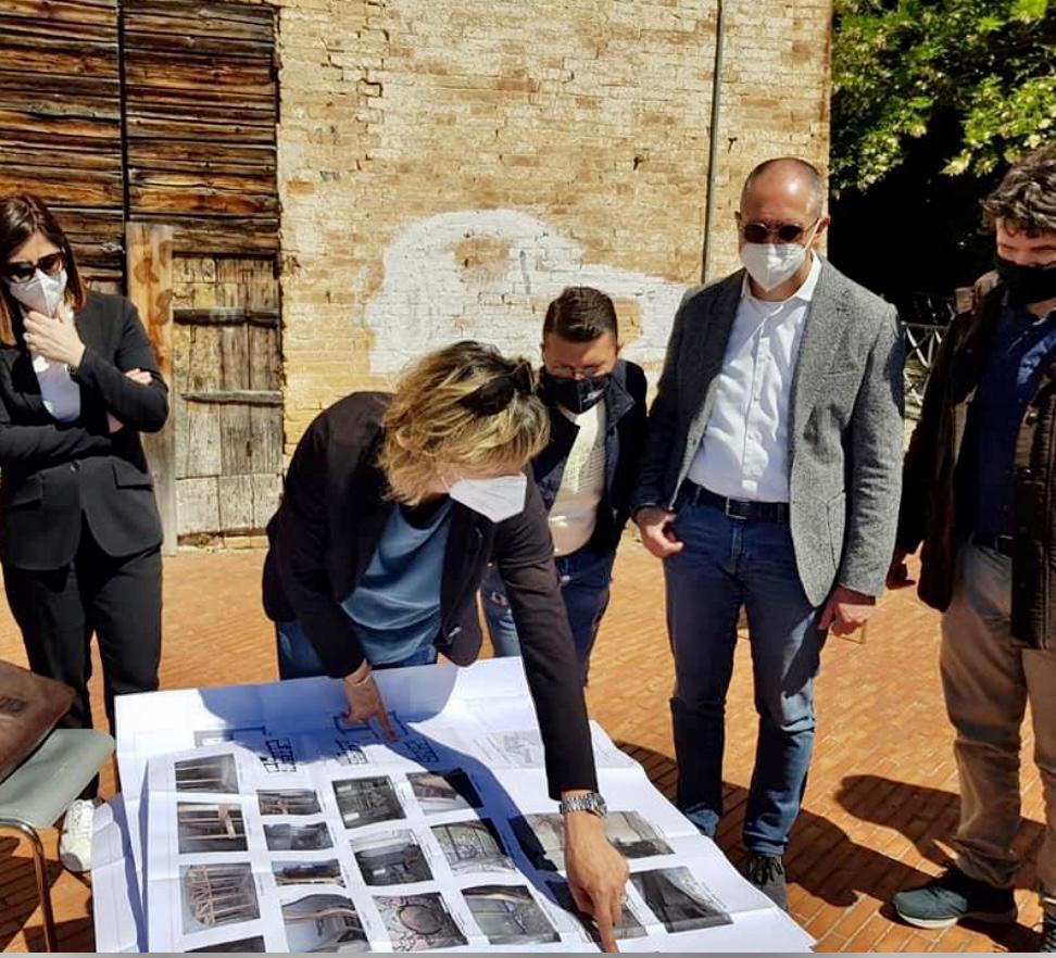 Palazzo Cavacini - Conferenza stampa