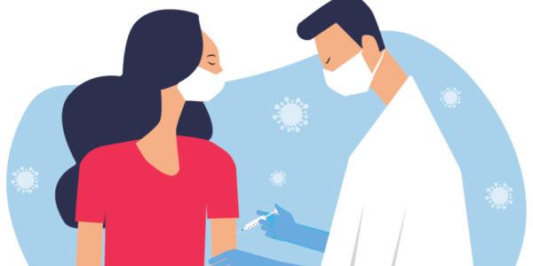 COVID 19 Vaccino in corso