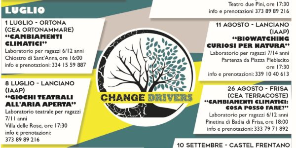 Manifesto Change Drivers 2021