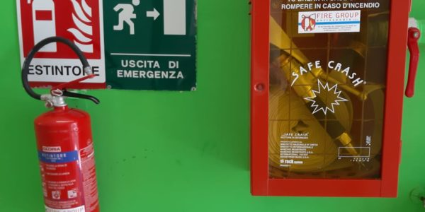 IC Castel Frenteno Antincendio
