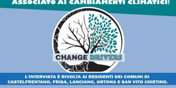 ChangeDrivers - Locandina Questionario