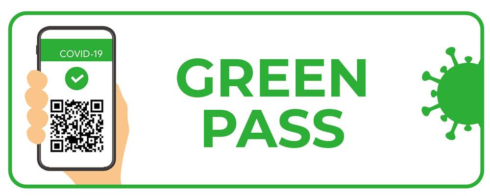 Banner GREEN Pass